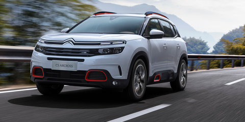 2017 Citroen C5 Aircross revealed