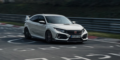 2018 Honda Civic Type R pricing and specs