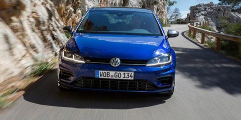 2017 Volkswagen Golf R, GTI, 110TDI Highline wagon: Australian details - UPDATE