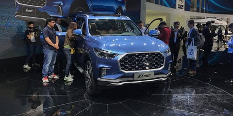 2018 LDV D90: Petrol power, sharp pricing for Australia