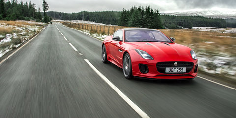2018 jaguar f type price. Unique 2018 2018 Jaguar FType Fourcylinder Revealed Australian Launch Price Confirmed Throughout Jaguar F Type