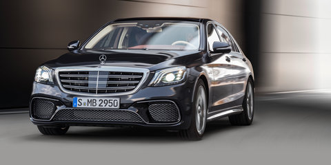 2018 maybach models. delighful maybach 2018 mercedes benz s class amg maybach models revealed photos 1 of 39 for maybach models