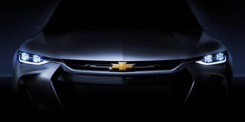 Chevrolet to reveal plug-in FNR-X SUV concept in Shanghai