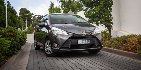 2017 Toyota Yaris SX review