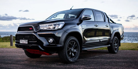 Toyota HiLux: Review, Specification, Price | CarAdvice