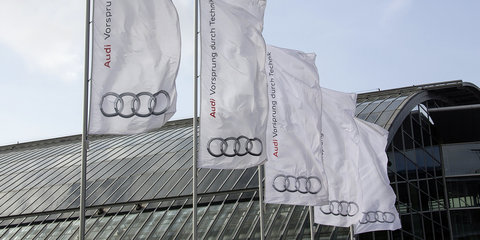 Audi and Porsche partner up for next-gen vehicle platforms