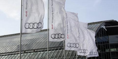 Audi and Porsche partner up for next-gen vehicle platforms