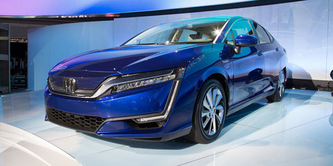 Honda Clarity Electric and Plug-in Hybrid launched