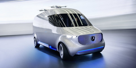 Electric vans will work in Australia, says Mercedes-Benz