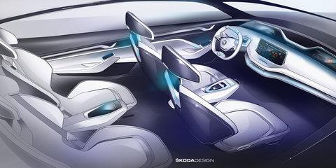 Skoda Vision E: Revised EV concept revealed