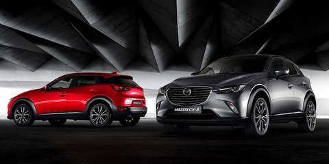 Mazda CX-3 updated with new tech and equipment