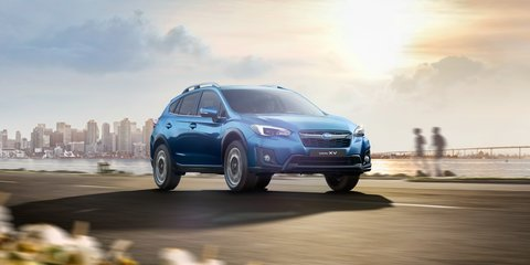 2017 Subaru XV pricing and specs