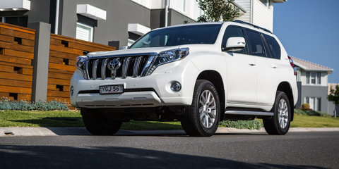 2017 Toyota LandCruiser Prado Kakadu review