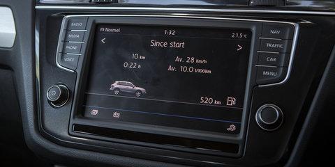 2017 Volkswagen Tiguan 132TSI Comfortline review: Long-term report three – infotainment