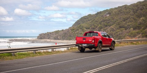2017 Holden Colorado Z71 review: Long-term report three – off-roading