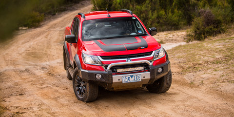 2017 Holden Colorado Z71 (4x4) review Review
