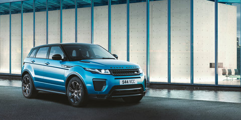 2017 Range Rover Evoque Landmark special edition revealed, available to order now - UPDATE