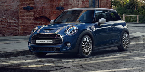 2017 Mini Seven special edition arrives in Australia