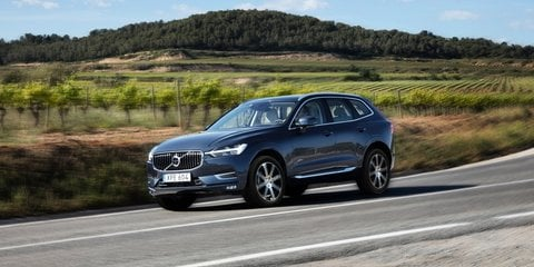 2018 Volvo XC60 review