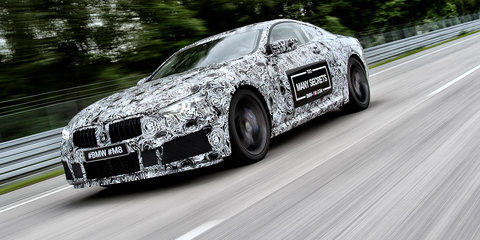 BMW M8 teased, Le Mans comeback confirmed