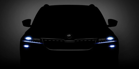 Skoda Karoq teasers drop ahead of May 18 unveiling