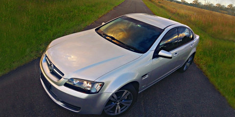 2010 Holden Commodore Omega review Review