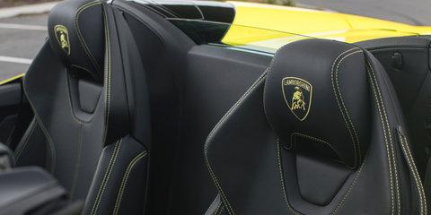 2017 Lamborghini Huracan Spyder LP580-2 review