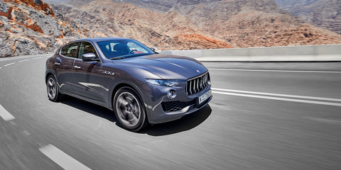 2018 Maserati Levante S initial details revealed, here later this year