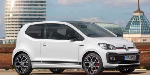 Volkswagen Up! GTI confirmed as concept debuts for Woerthersee Treffen: video