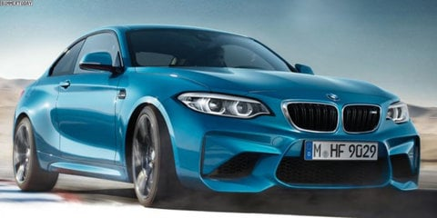 2018 BMW M2 update accidentally revealed on official website