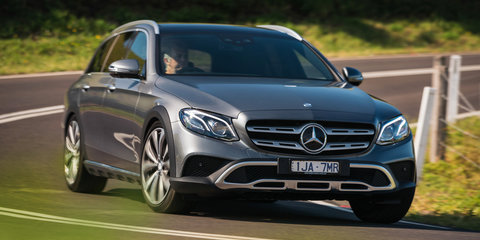 2017 Mercedes-Benz E220d All-Terrain review