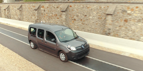 Wireless charging road demonstrated in France, planned for Israel