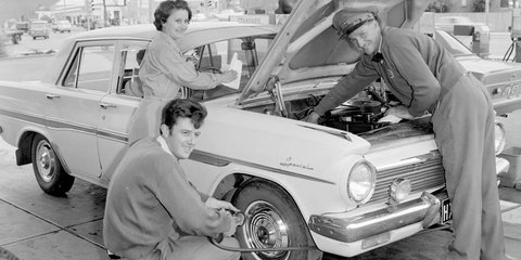 Remember the good old-fashioned driveway service station? It's still a thing!