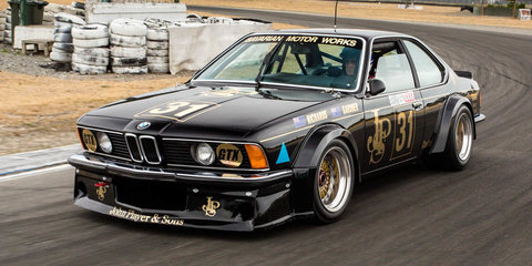 Jim Richards to run 1985 JPS BMW 635 at Silverstone Classic