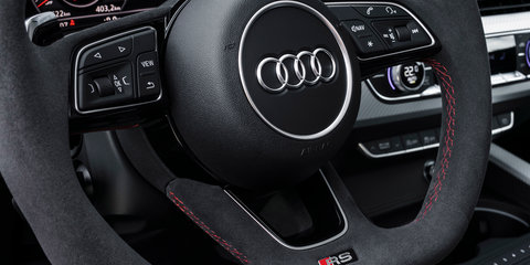Audi Sport boss hints at future rear-wheel drive RS models