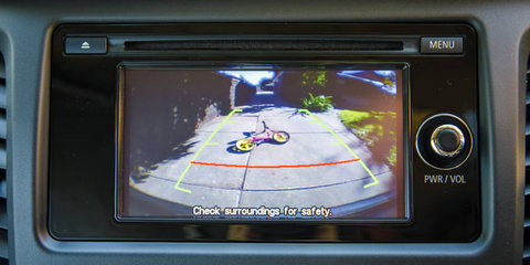 2017 Mitsubishi Triton gets rear-view camera across the range