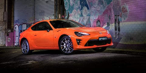 2017 Toyota 86 limited edition arrives in Australia from $41,490