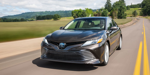 2018 Toyota Camry: What's changed