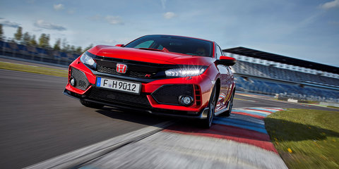 2018 Honda Civic Type R missed out on auto gearbox due to weight concerns