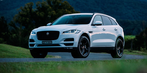 2018 Jaguar F-Pace, XE, XF get new 221kW Ingenium petrol engine - UPDATE