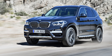 2018 BMW X3 revealed, Australian launch expected for next year