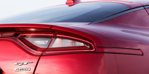 Kia Stinger AWD and diesel ruled out... for now