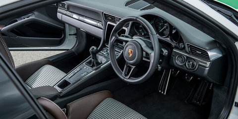 """Porsche: """"manual gearbox never going away"""", naturally-aspirated engines to stay"""