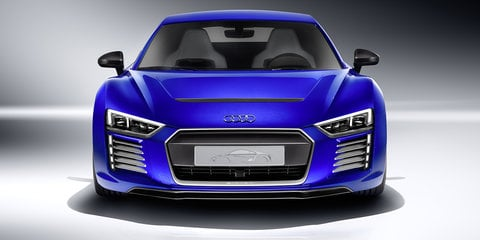 Audi mulling new electric supercar - report