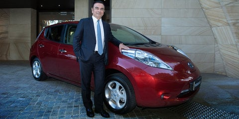 Electric cars 'need subsidies to get a foothold in the market': Renault-Nissan chief