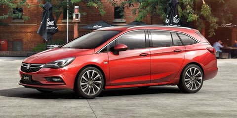 2018 Holden Astra Sportwagon confirmed for late 2017 launch