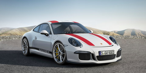 Porsche Australia 'displeased' with profiteers and speculators on its special models