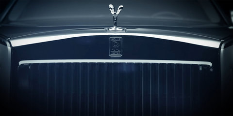 2018 Rolls-Royce Phantom teased ahead of late July debut