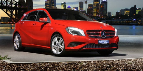 2012-13 Mercedes-Benz A-Class, B-Class recalled for brake fix