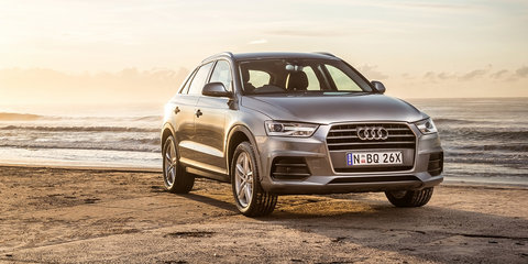 2014-16 Audi Q3 recalled for brake light fix